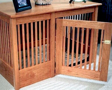 Dog Crate Tables